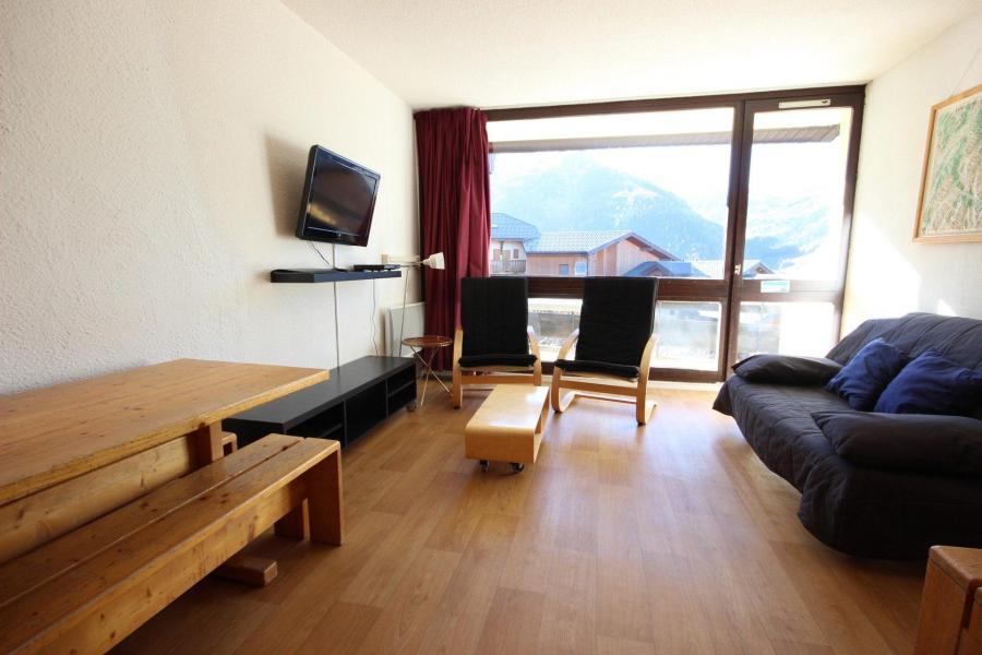 Location au ski Appartement 2 pièces cabine 6 personnes (14) - Chalet Emmanuelle Ii - Peisey-Vallandry - Séjour