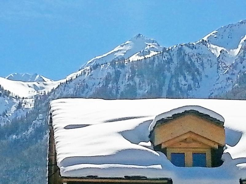 Location au ski Chalet Esprit du Paradis - Peisey-Vallandry - Extérieur hiver