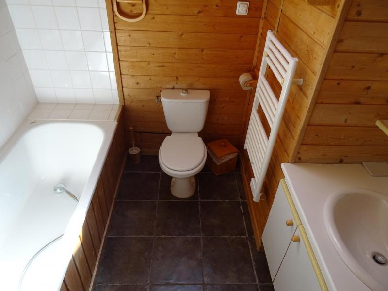 Location au ski Chalet 6 pièces 10 personnes - Chalet Forsythia - Peisey-Vallandry - Salle de bains