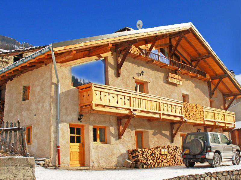 Vacanze in montagna Chalet Honoré - Peisey-Vallandry - Esteriore inverno