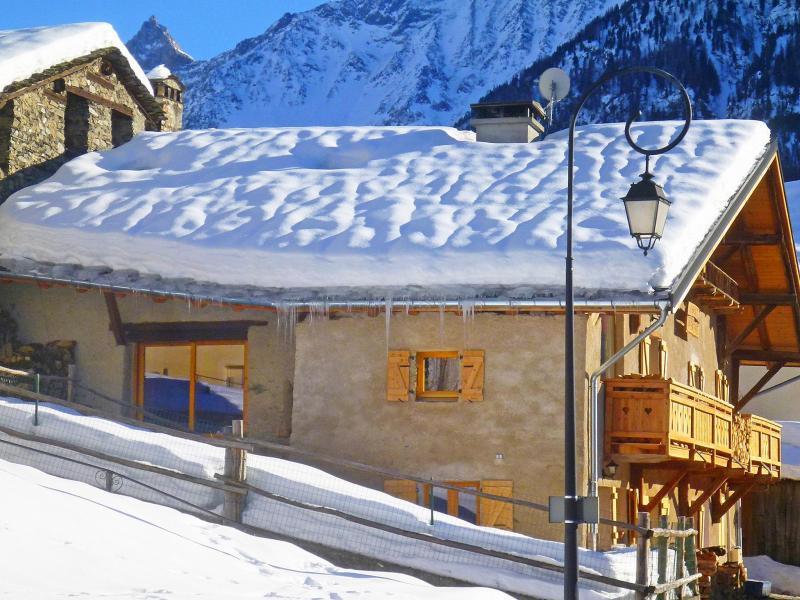 Location au ski Chalet Honore - Peisey-Vallandry - Extérieur hiver