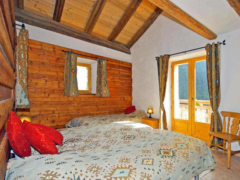 Location au ski Chalet Honoré - Peisey-Vallandry - Chambre mansardée