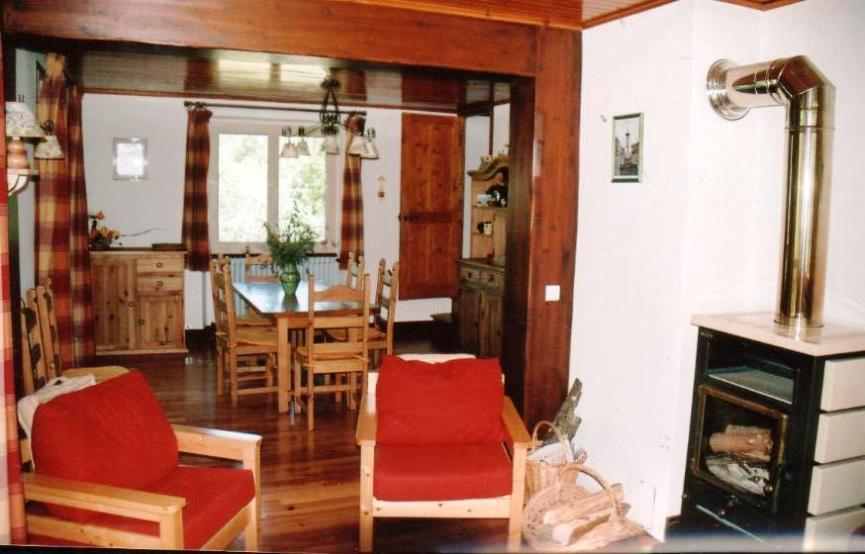 Location au ski Chalet 5 pièces 12 personnes - Chalet Morel - Peisey-Vallandry