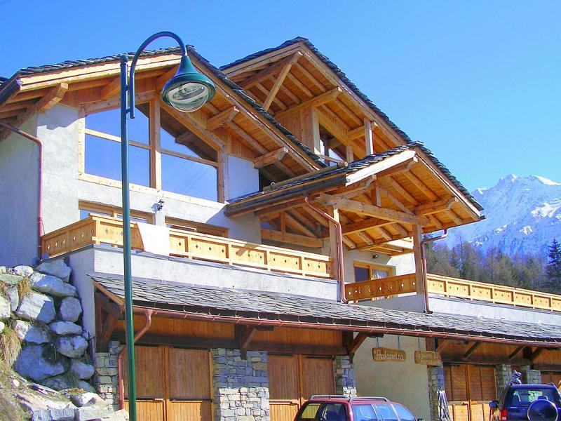 Location au ski Chalet Piccola Pietra - Peisey-Vallandry - Extérieur hiver