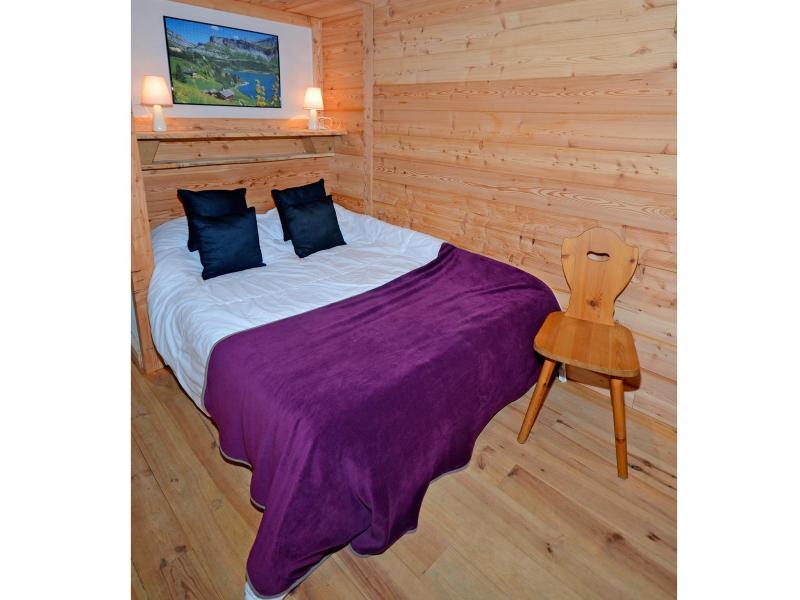Rent in ski resort Chalet Pierra Menta - Peisey-Vallandry - Bedroom