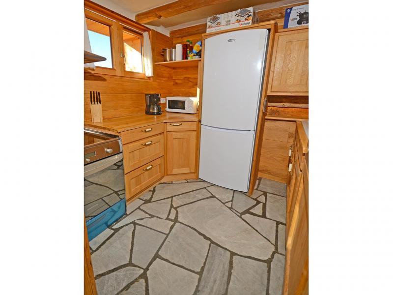 Rent in ski resort Chalet Pierra Menta - Peisey-Vallandry - Kitchen