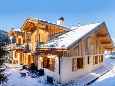 location chalet triplex 9 pi 232 ces 15 personnes au villaret ski planet