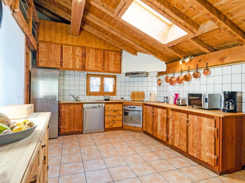 Location au ski Chalet Ulysse - Peisey-Vallandry - Cuisine