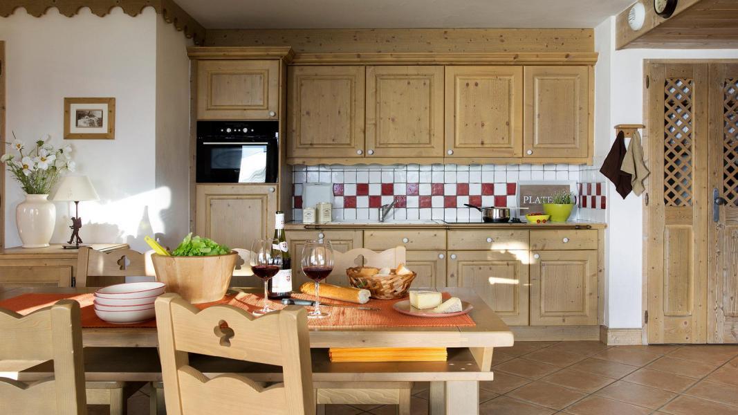 Skiverleih L'Orée des Cimes - Peisey-Vallandry - Küche