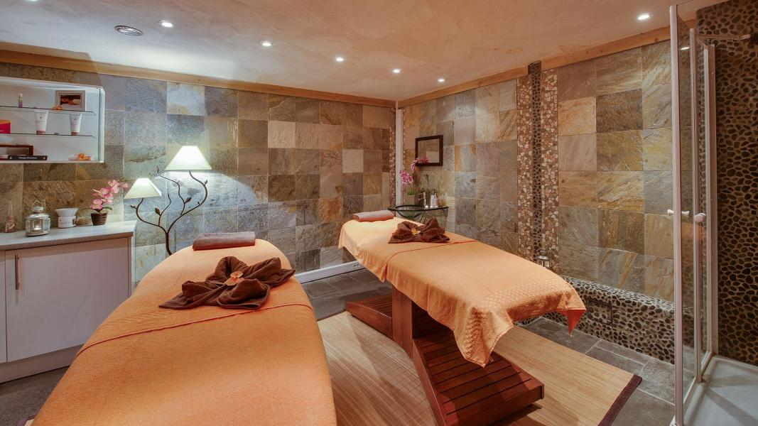 Location au ski L'Orée des Cimes - Peisey-Vallandry - Massage