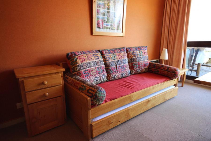 Location au ski Studio 4 personnes (03) - La Résidence le Parc - Peisey-Vallandry - Banquette-lit