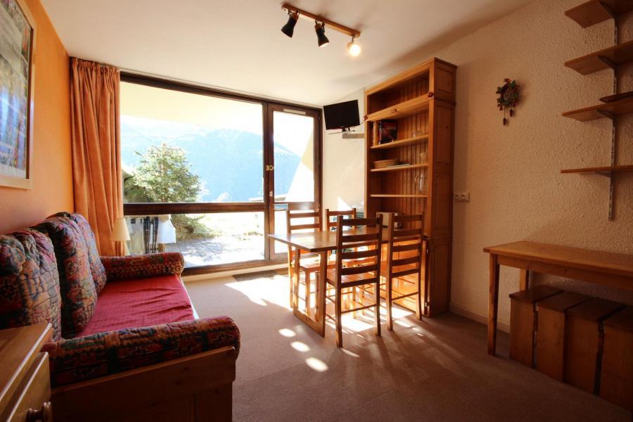 Location au ski Studio 4 personnes (03) - La Résidence le Parc - Peisey-Vallandry - Séjour