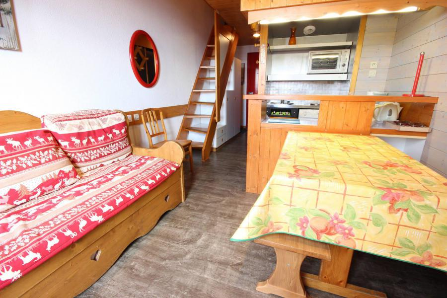 Аренда на лыжном курорте Апартаменты дуплекс 3 комнат 6 чел. (003) - Résidence Arc en Ciel - Peisey-Vallandry - апартаменты