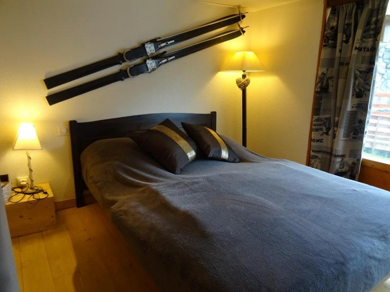 Location au ski Studio mezzanine 5 personnes (202) - Résidence Arc en Ciel - Peisey-Vallandry