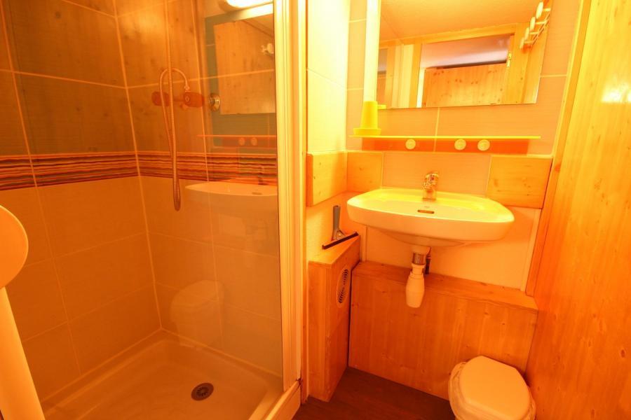 Location au ski Appartement duplex 3 pièces 6 personnes (003) - Résidence Arc en Ciel - Peisey-Vallandry - Salle d'eau