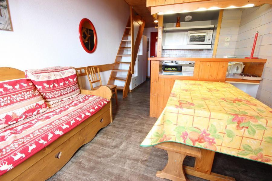Location au ski Appartement duplex 3 pièces 6 personnes (003) - Résidence Arc en Ciel - Peisey-Vallandry - Séjour