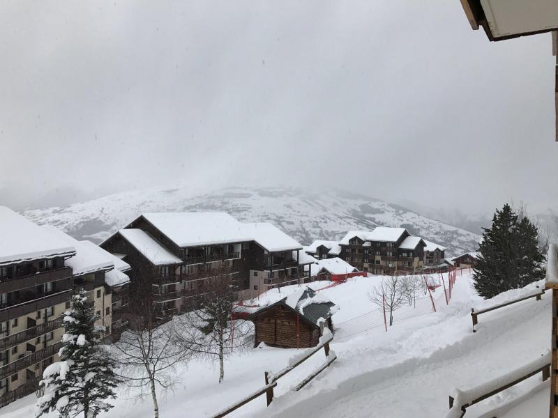 Location au ski Studio coin montagne 4 personnes (0213) - Résidence de l'Aigle - Peisey-Vallandry