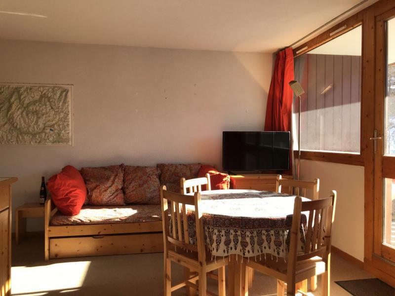 Location au ski Logement 2 pièces 5 personnes (V0235) - Résidence de l'Aigle - Peisey-Vallandry