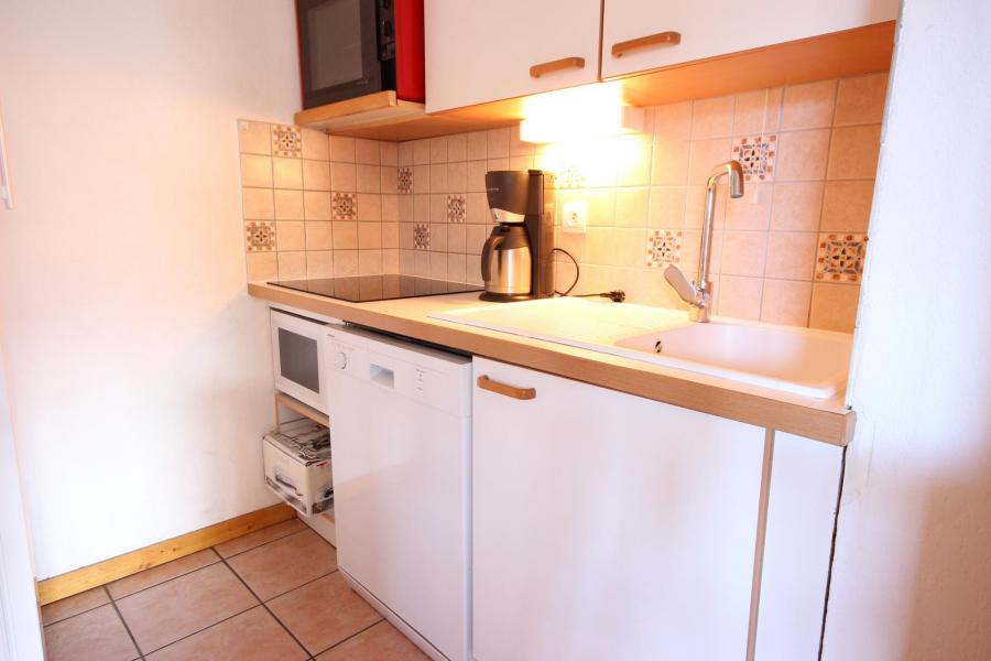 Location au ski Appartement 3 pièces 8 personnes - Residence Edelweiss - Peisey-Vallandry - Kitchenette