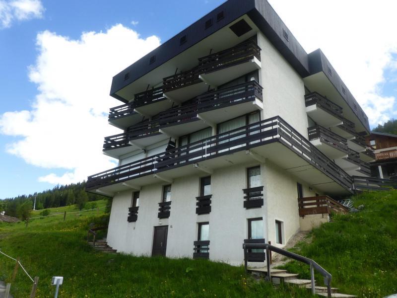 Location au ski Residence Gentianes - Peisey-Vallandry