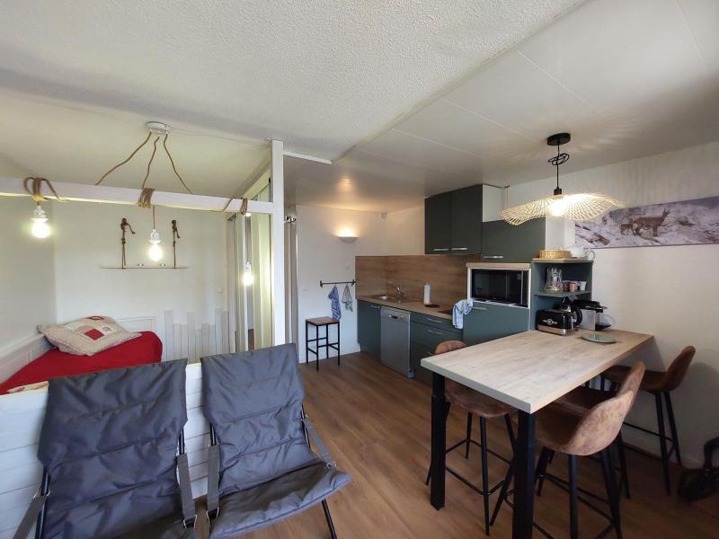 Location au ski Appartement 1 pièces 4 personnes (001) - Résidence Grande Ourse - Peisey-Vallandry