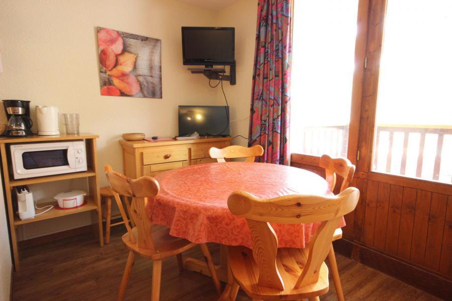 Location au ski Studio 4 personnes (022) - Résidence Grande Ourse - Peisey-Vallandry