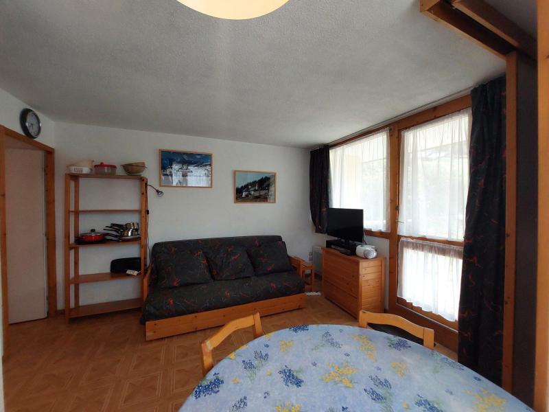 Location au ski Studio cabine 4 personnes (005R) - Résidence l'Aigle - Peisey-Vallandry - Appartement