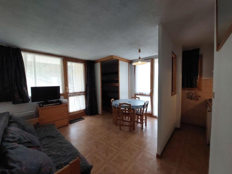 Wynajem na narty Studio kabina 4 osoby (005R) - Résidence l'Aigle - Peisey-Vallandry - Pokój gościnny