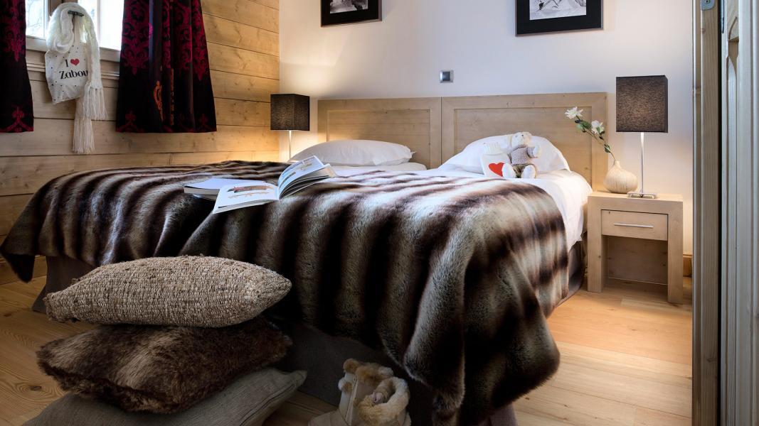 Skiverleih Résidence l'Orée des Neiges - Peisey-Vallandry - Schlafzimmer
