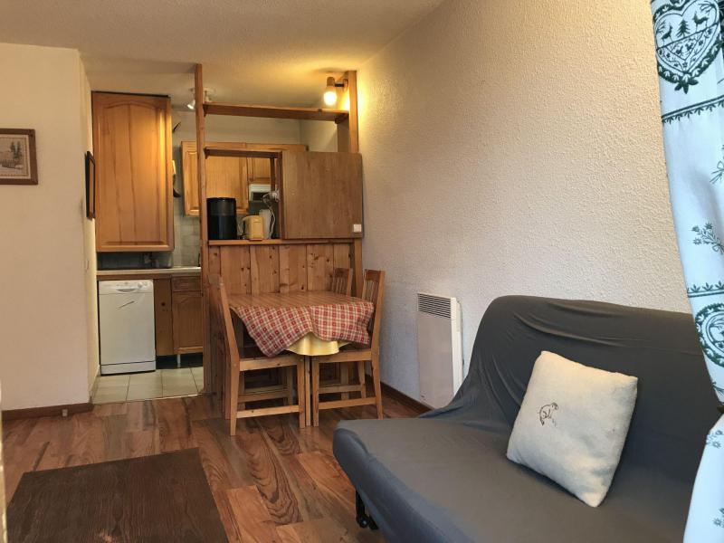 Wynajem na narty Apartament 2 pokojowy 5 osób (V0310) - Résidence la Lonzagne - Peisey-Vallandry - Aneks kuchenny
