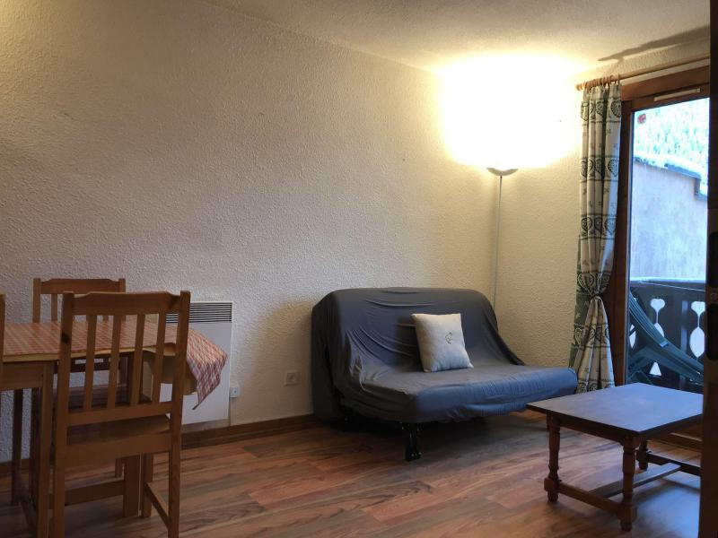 Location au ski Appartement 2 pièces 5 personnes (V0310) - Résidence la Lonzagne - Peisey-Vallandry - Canapé-bz