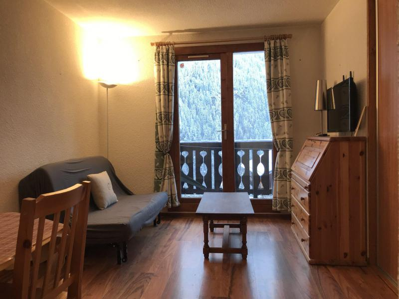 Location au ski Appartement 2 pièces 5 personnes (V0310) - Résidence la Lonzagne - Peisey-Vallandry - Coin séjour