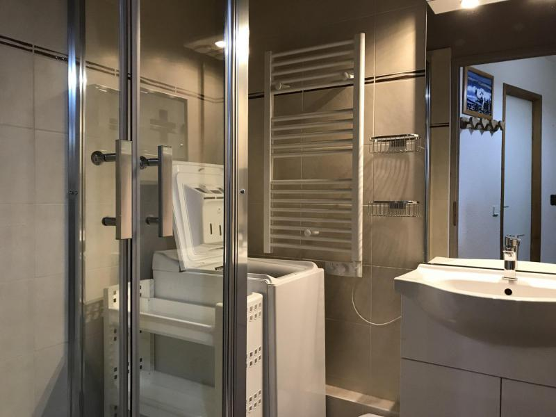 Location au ski Appartement 2 pièces 5 personnes (V0310) - Résidence la Lonzagne - Peisey-Vallandry - Douche