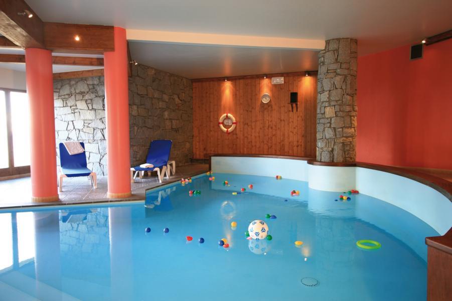 Rent in ski resort Résidence Lagrange l'Arollaie - Peisey-Vallandry