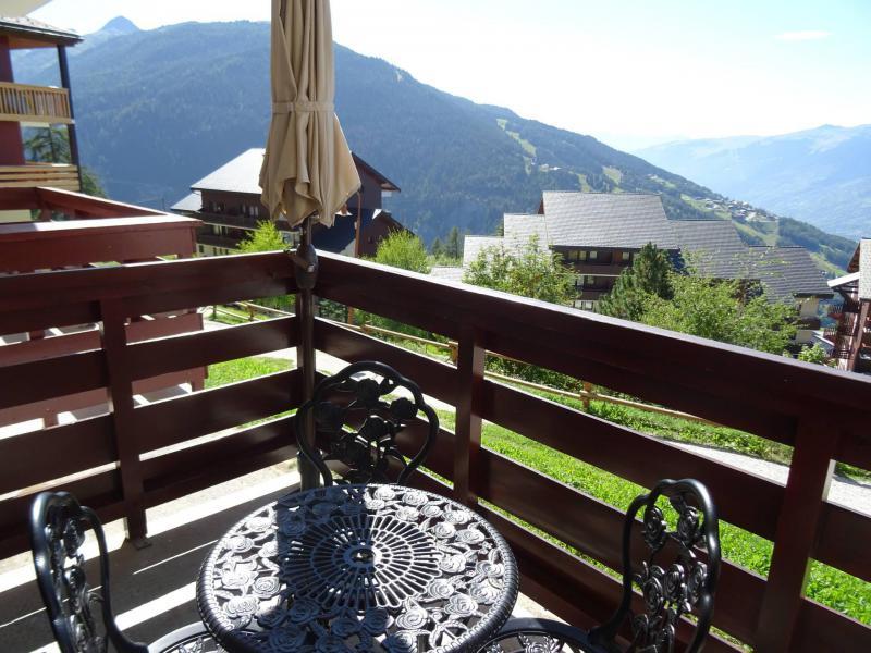Location au ski Studio coin montagne 4 personnes (77) - Résidence le Crêt de l'Ours 1 - Peisey-Vallandry - Kitchenette
