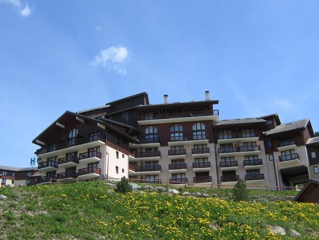 Location au ski Résidence le Crêt de l'Ours 2 - Peisey-Vallandry