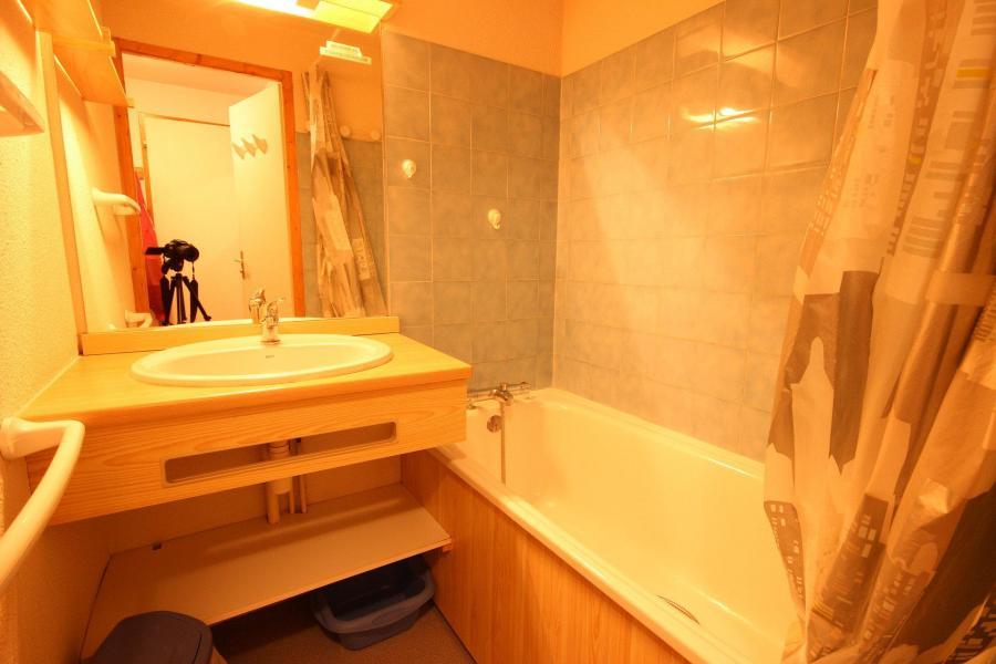 Location au ski Appartement 2 pièces 4 personnes (007) - Résidence le Crêt de l'Ours 2 - Peisey-Vallandry - Salle de bains