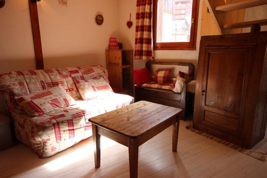 Location au ski Appartement 4 pièces mezzanine 8 personnes (100) - Résidence le Crêt de l'Ours 2 - Peisey-Vallandry - Appartement