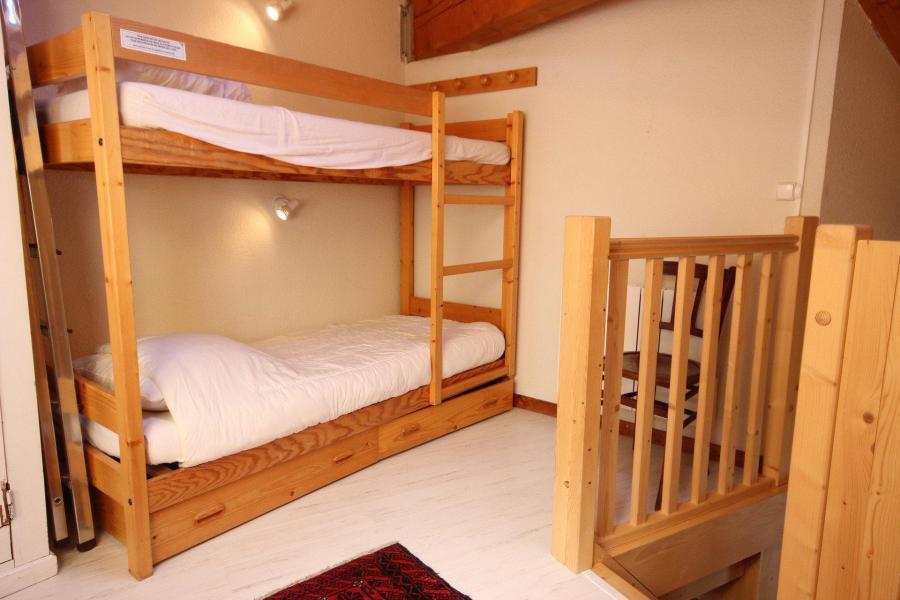 Location au ski Appartement 4 pièces mezzanine 8 personnes (100) - Résidence le Crêt de l'Ours 2 - Peisey-Vallandry - Chambre