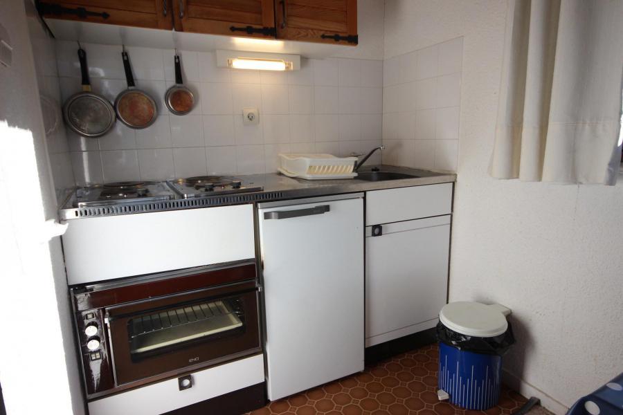 Location au ski Appartement 2 pièces 6 personnes (057) - Résidence le Rey - Peisey-Vallandry - Cuisine