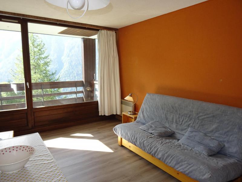 Location au ski Appartement 2 pièces 6 personnes (057) - Résidence le Rey - Peisey-Vallandry - Séjour