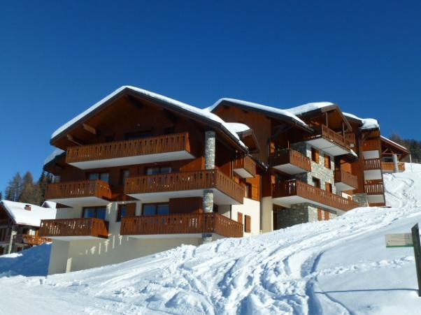Location au ski Résidence les Clarines - Peisey-Vallandry