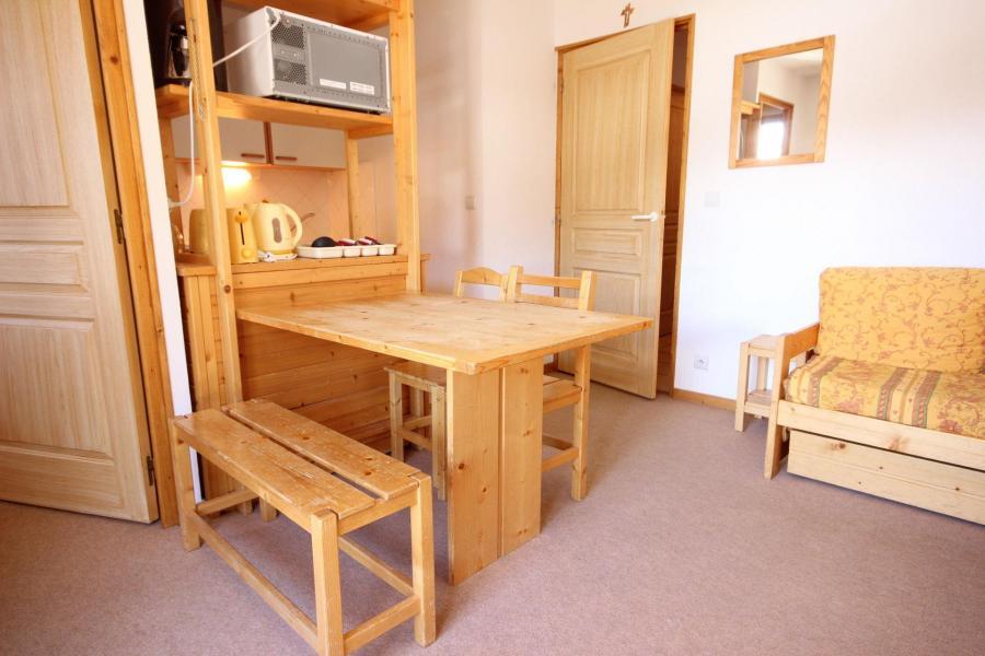 Location au ski Appartement 3 pièces 6 personnes - Résidence les Clarines - Peisey-Vallandry - Kitchenette