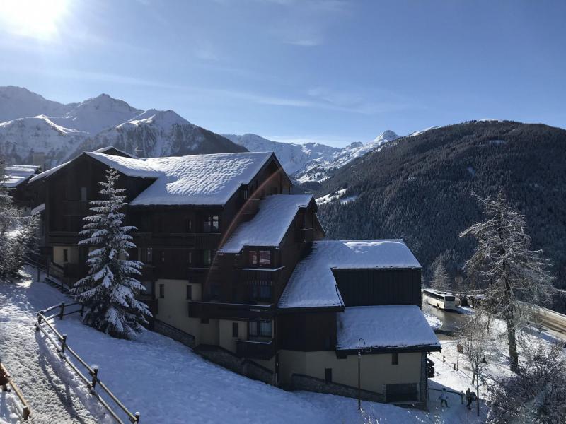 Аренда на лыжном курорте Résidence les Michailles - Peisey-Vallandry