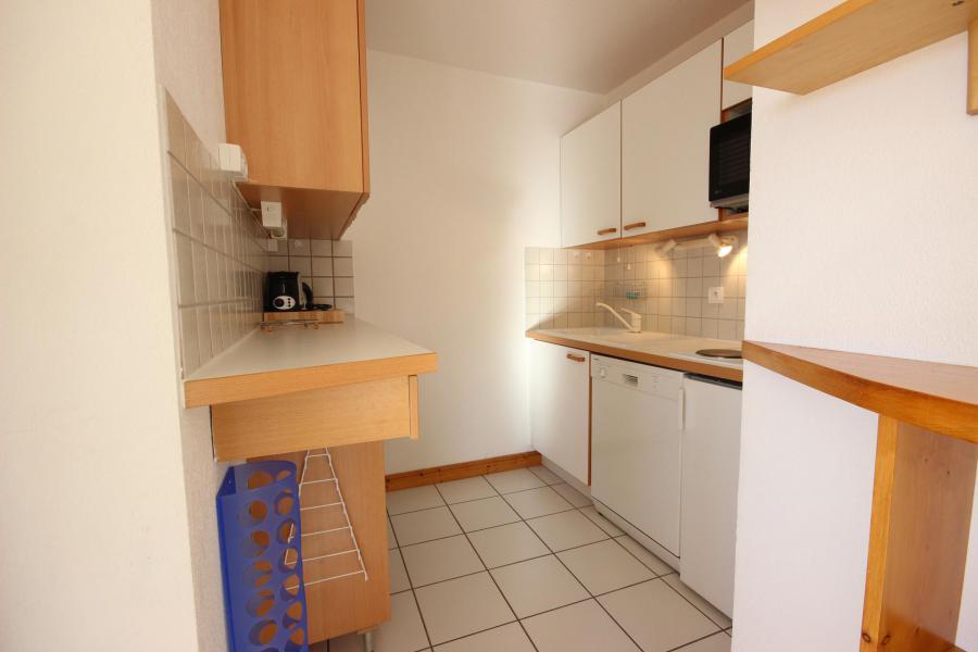 Location au ski Appartement 3 pièces 7 personnes (07 R) - Résidence les Presles - Peisey-Vallandry - Cuisine