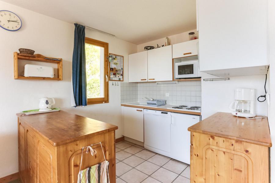 Location au ski Appartement duplex 4 pièces 8 personnes (08 R) - Résidence les Presles - Peisey-Vallandry - Cuisine