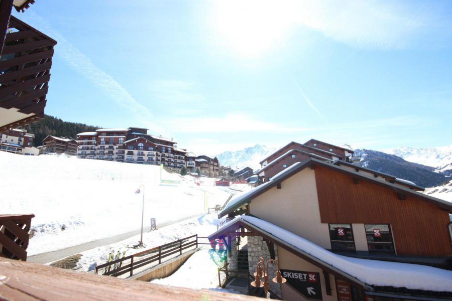 Location au ski Appartement 2 pièces coin montagne 6 personnes (26) - Résidence les Soldanelles - Peisey-Vallandry