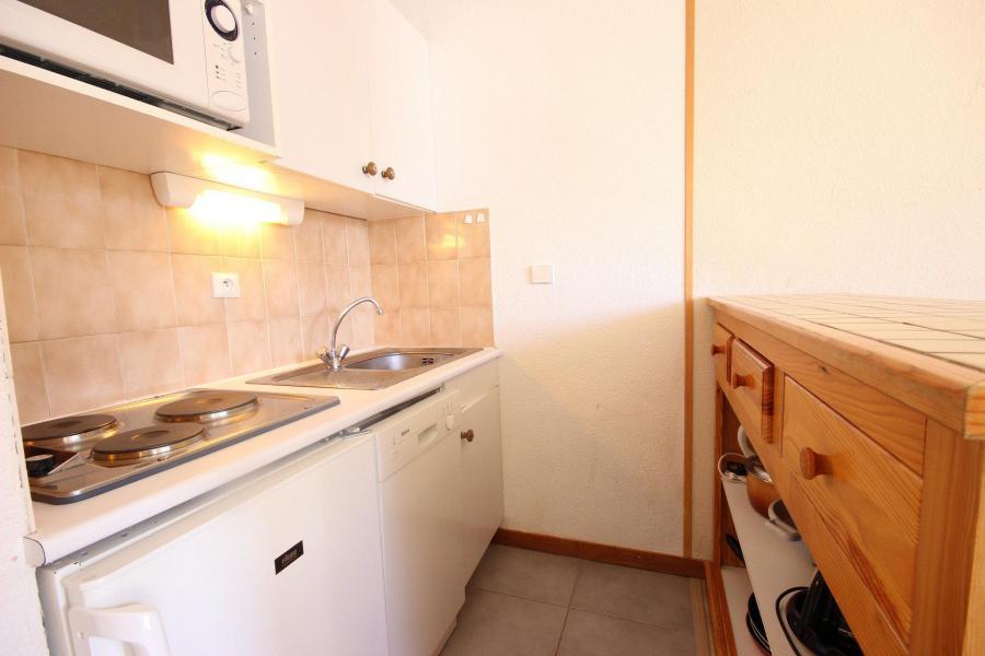 Location au ski Appartement 2 pièces coin montagne 6 personnes (26) - Résidence les Soldanelles - Peisey-Vallandry - Cuisine