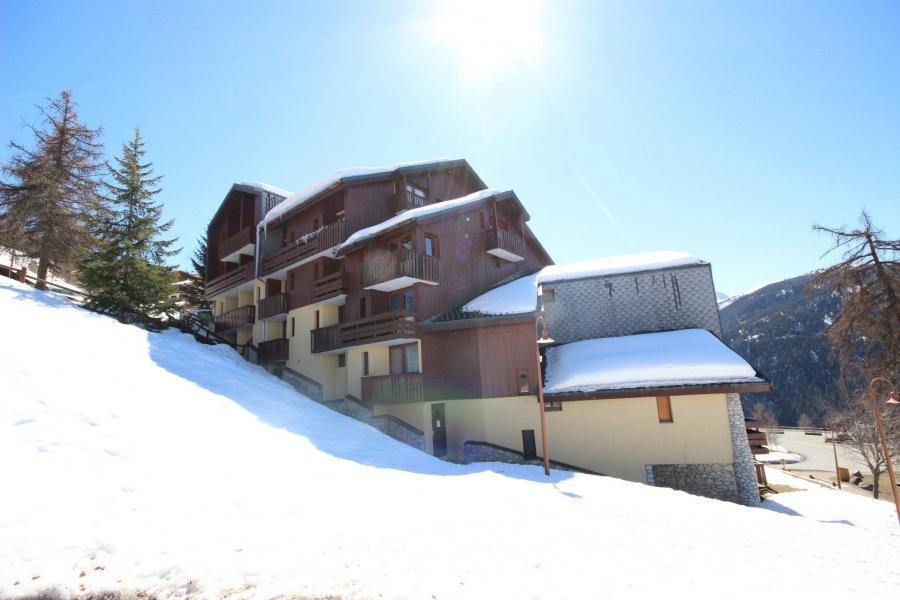 Location au ski Résidence Michailles - Peisey-Vallandry - Extérieur hiver