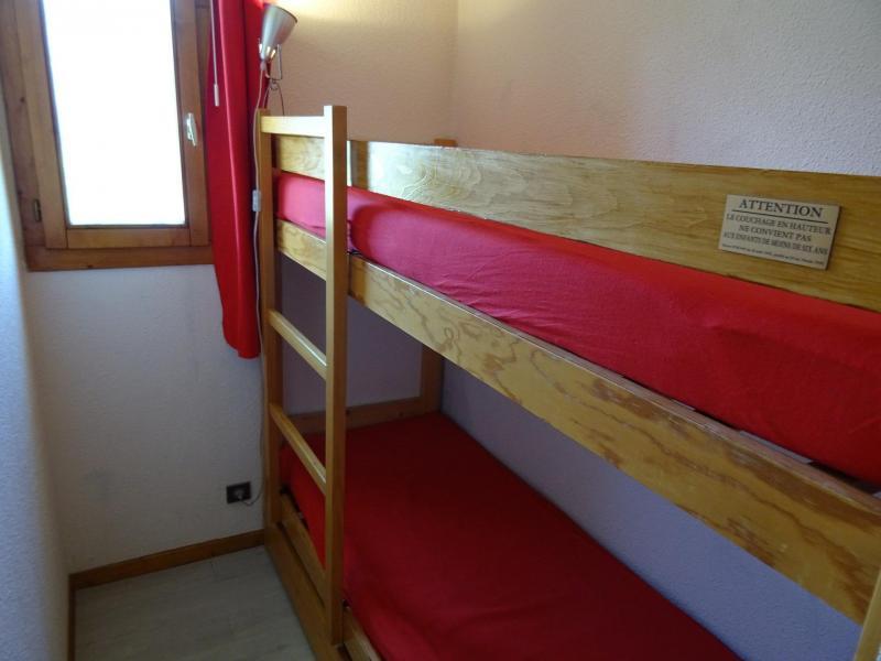 Location au ski Studio cabine 4 personnes (205) - Résidence Michailles - Peisey-Vallandry - Extérieur hiver